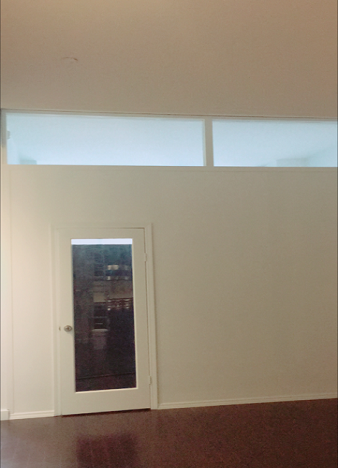 Interior window options in nyc new york city 1daywall for Most common window size